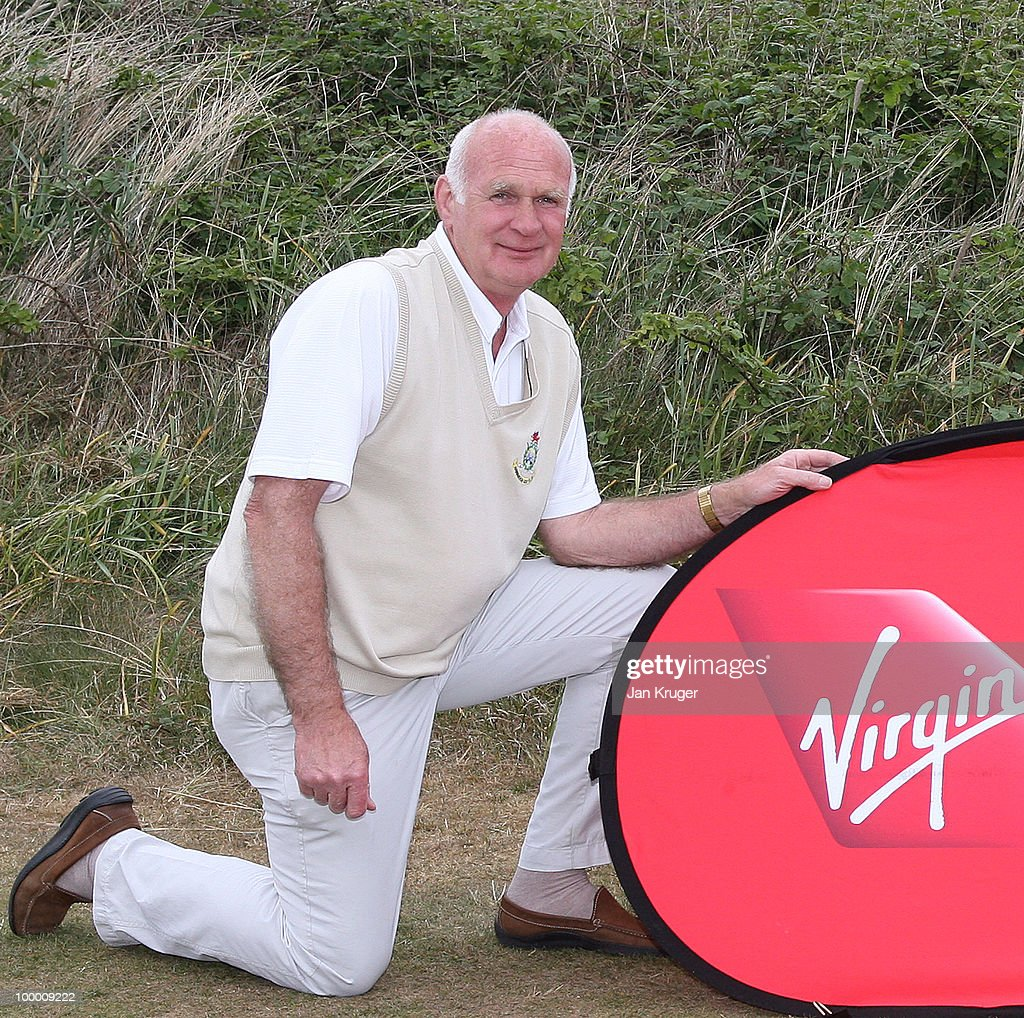 Andre Roberts of Hawarden pose for a picture during the Virgin Atlantic PGA National Pro-Am Championship regional final at St Annes Old Links Golf Club on May 19, 2010 in Lytham St Anne's, England.