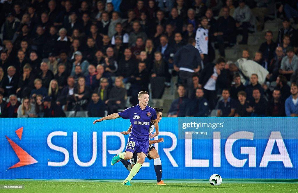 AGF Aarhus vs FC Midtjylland - Danish Alka Superliga