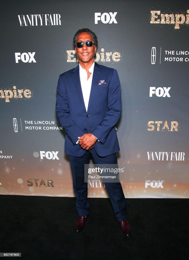 """Empire"" & ""Star"" Celebrate FOX's New Wednesday Night - Red Carpet : News Photo"