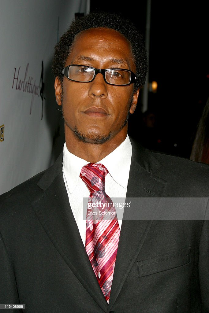 Andre Royo during Harlottique 2005 Hosted by Kimberly Caldwell at Platinum Live in Studio City, California, United States.