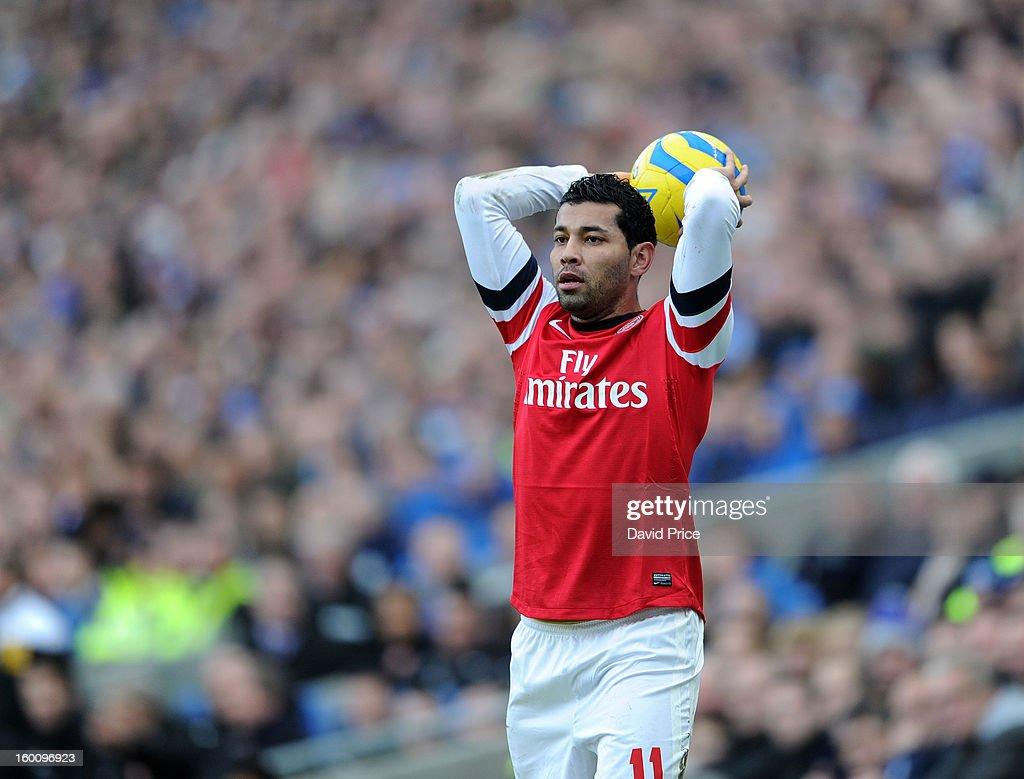 Brighton & Hove Albion v Arsenal - FA Cup Fourth Round : News Photo