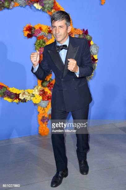 Andre Saraiva attends the opening season gala at Opera Garnier on September 21 2017 in Paris France