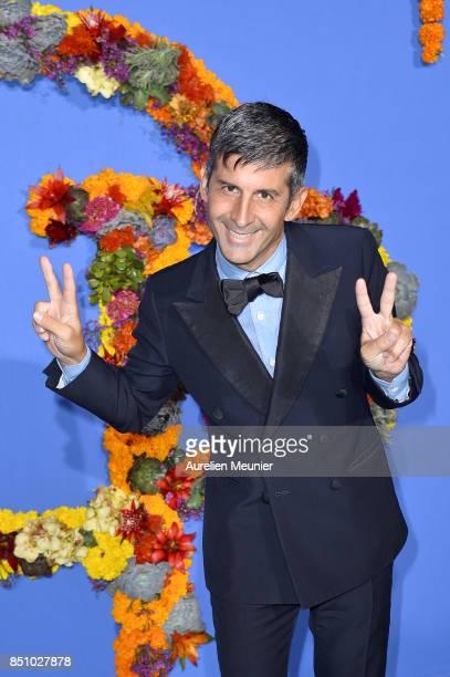 Andre Saraiva attends the opening season gala at Opera Garnier on September 21 2017 in Paris France
