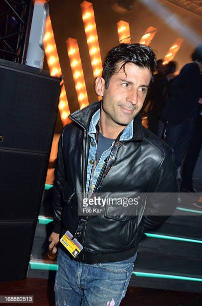 Andre Saraiva attends the Schweppes Lounge The 66th Annual Cannes Film Festival on May 15 2013 in Cannes France