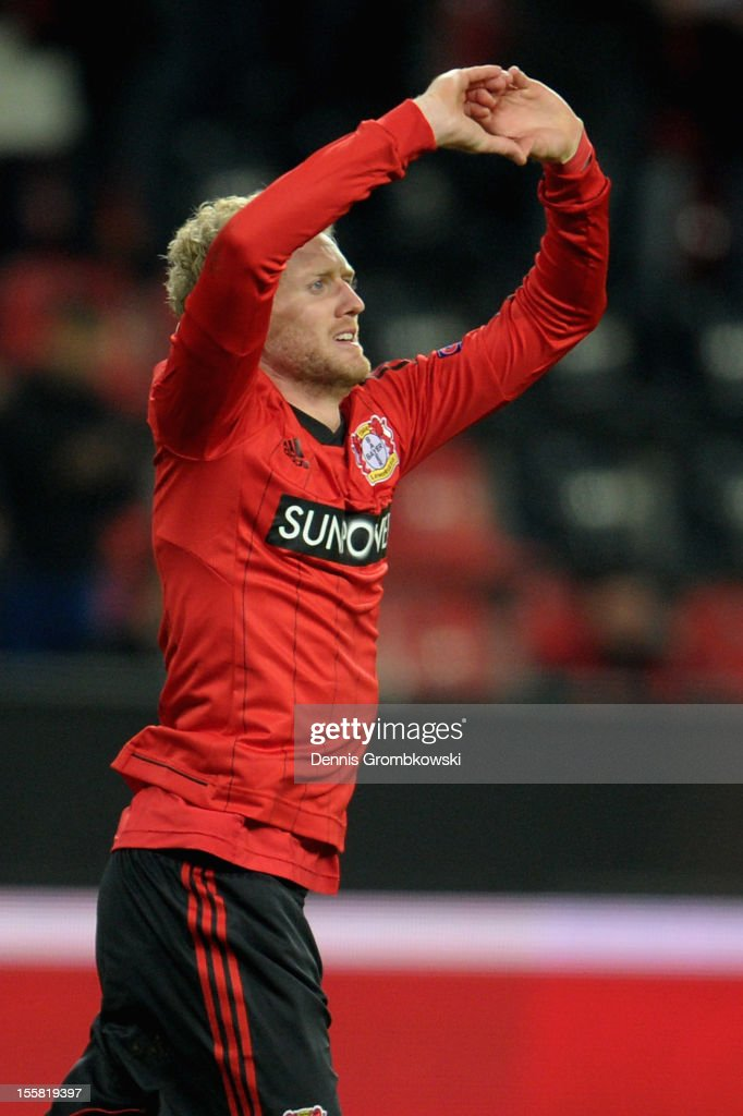 Bayer 04 Leverkusen v SK Rapid Wien - UEFA Europa League