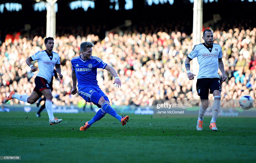 Fulham v Chelsea - Premier League : News Photo