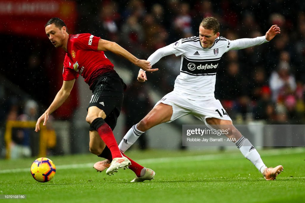Manchester United v Fulham FC - Premier League : News Photo