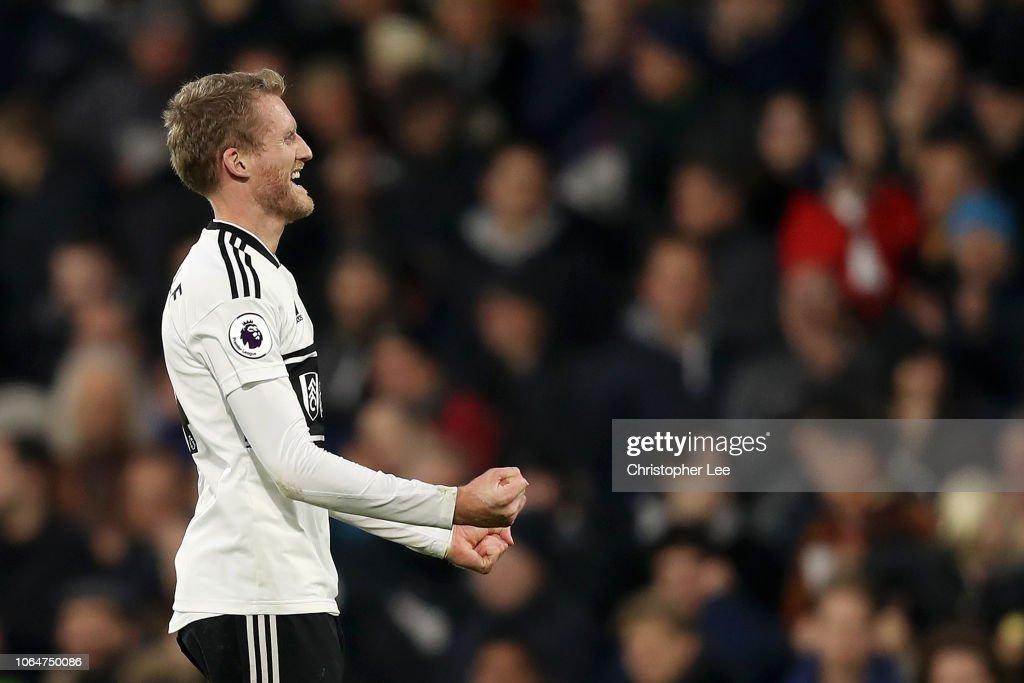 Fulham FC v Southampton FC - Premier League : News Photo