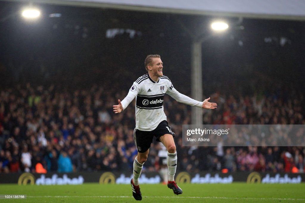 Fulham FC v Burnley FC - Premier League : News Photo