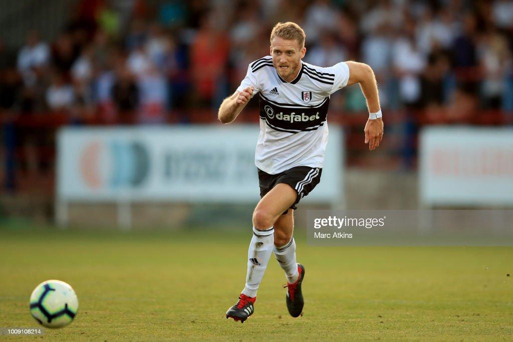 Fulham v Sampdoria - Pre-Season Friendly : News Photo