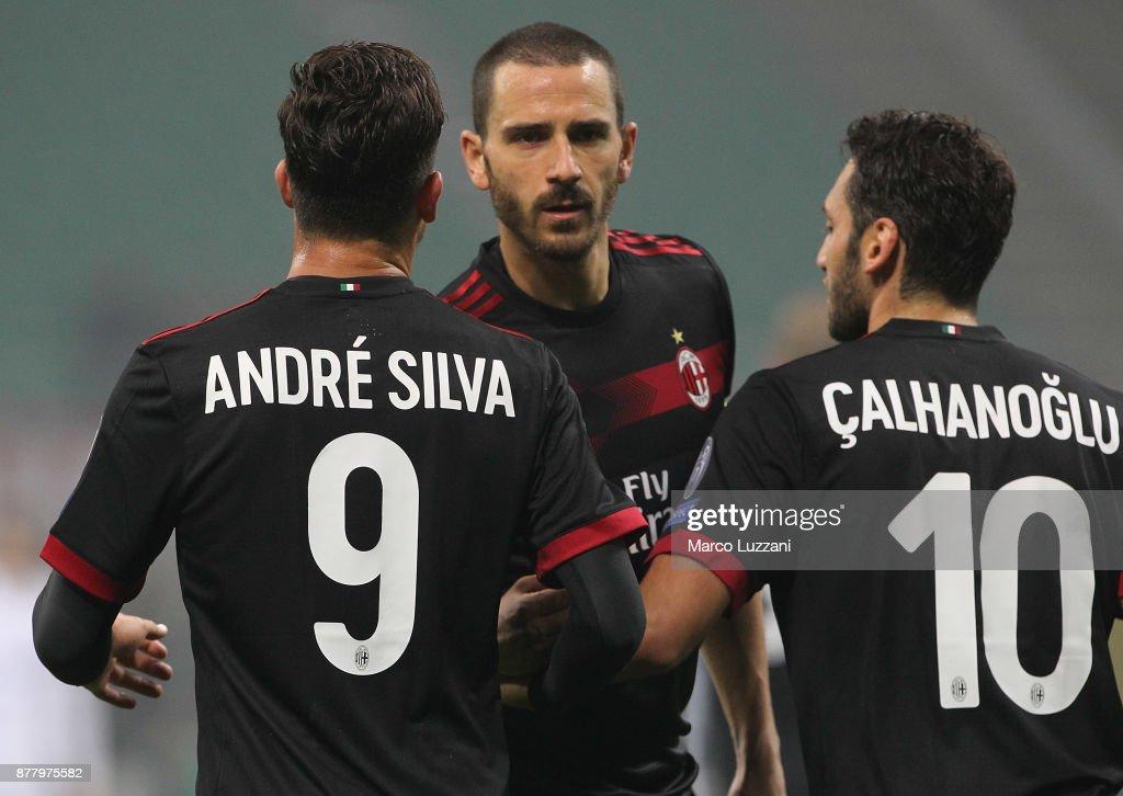 AC Milan v Austria Wien - UEFA Europa League : ニュース写真