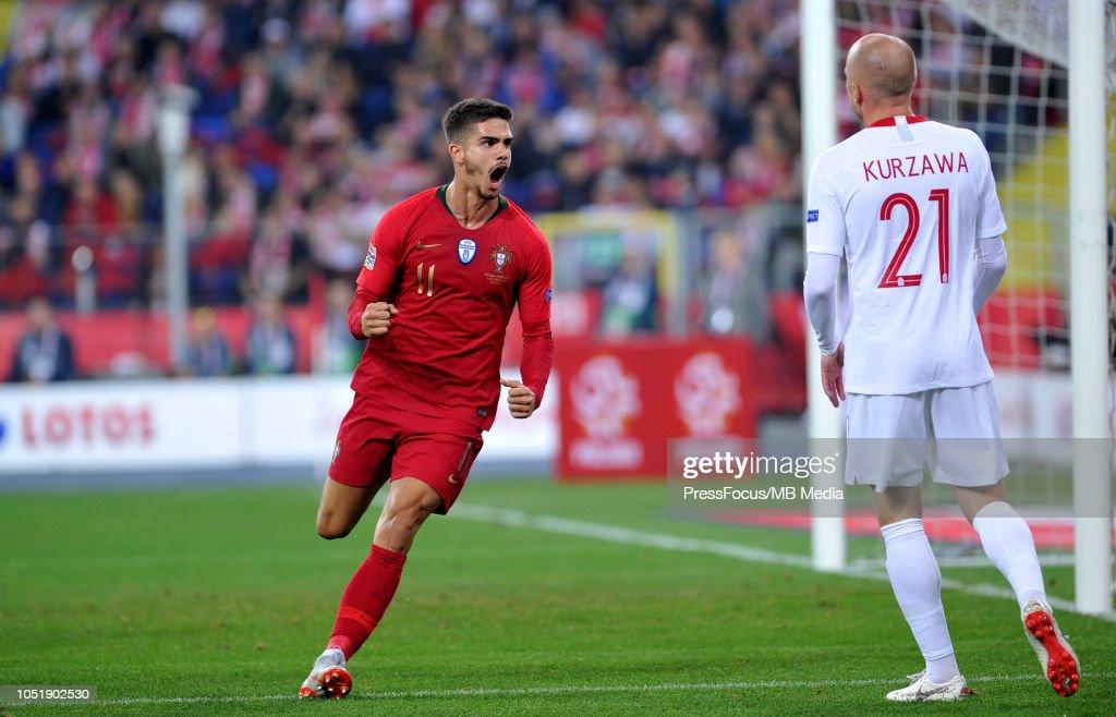 Poland v Portugal - UEFA Nations League A : News Photo
