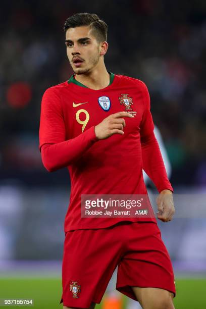 Andre Silva of Portugal during the International Friendly match between Egypt and Portugal at Stadion Letzigrund on March 23 2018 in Zurich...