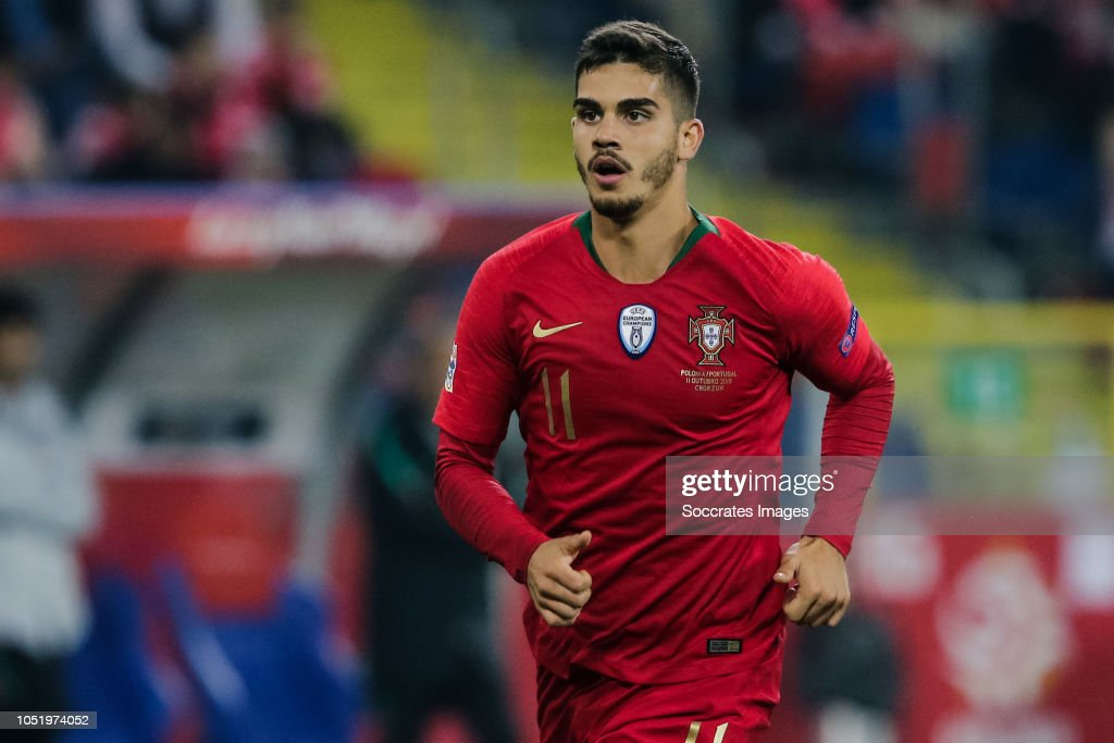 Poland  v Portugal  -UEFA Nations league : News Photo