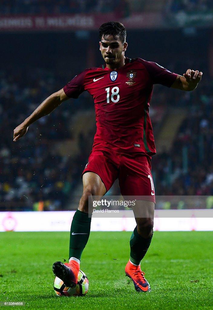 Portugal v Andorra - FIFA 2018 World Cup Qualifier : News Photo
