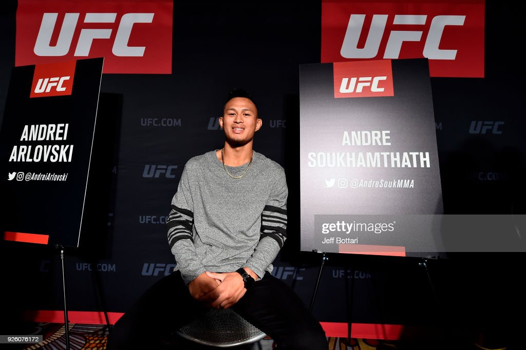 UFC 222: Ultimate Media Day