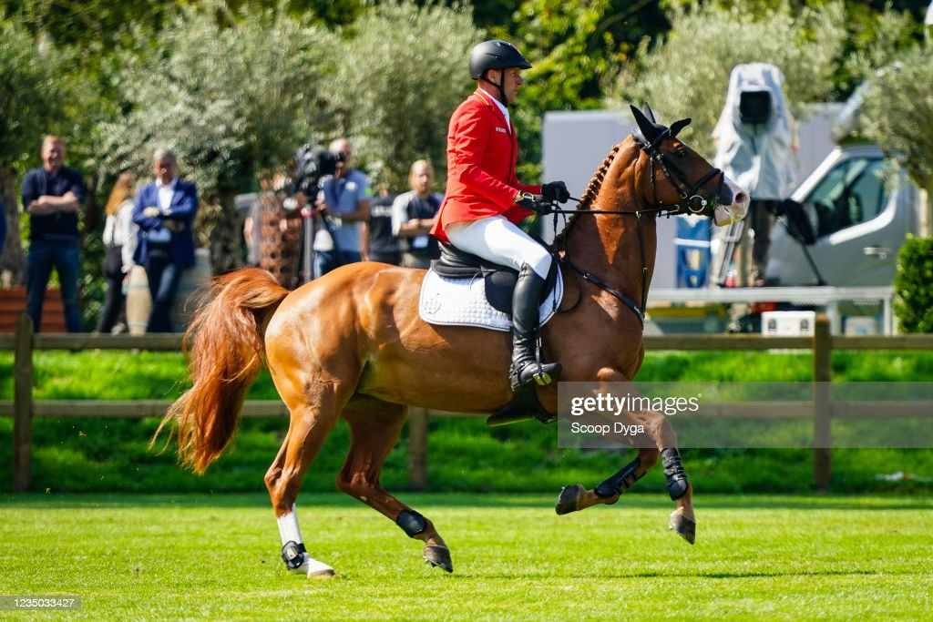 Andre THIEME of Germany riding DSP Chakaria during the day three of... News  Photo - Getty Images