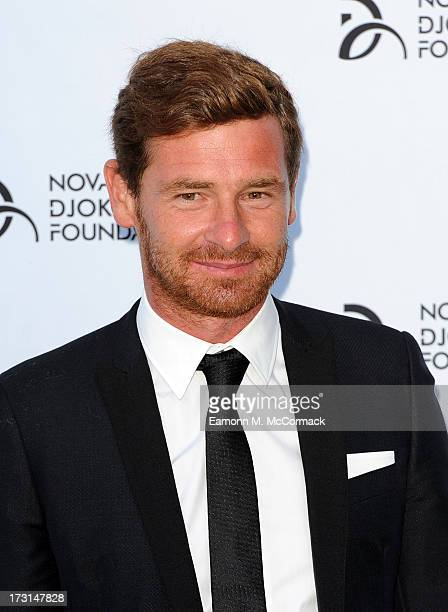 Andre Villas Boas attends the Novak Djokovic Foundation London gala dinner at The Roundhouse on July 8 2013 in London England