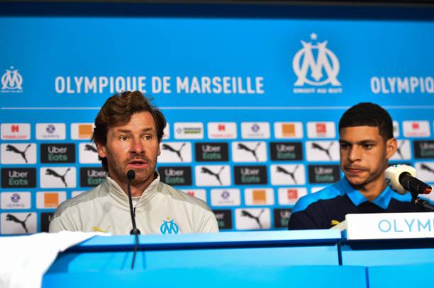 FRA: Luis Henrique - Olympique de Marseille presentation
