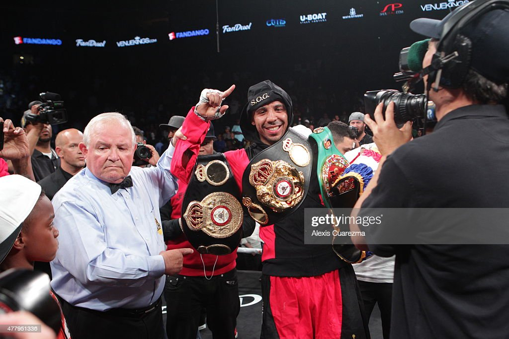 Andre Ward v Paul Smith : News Photo