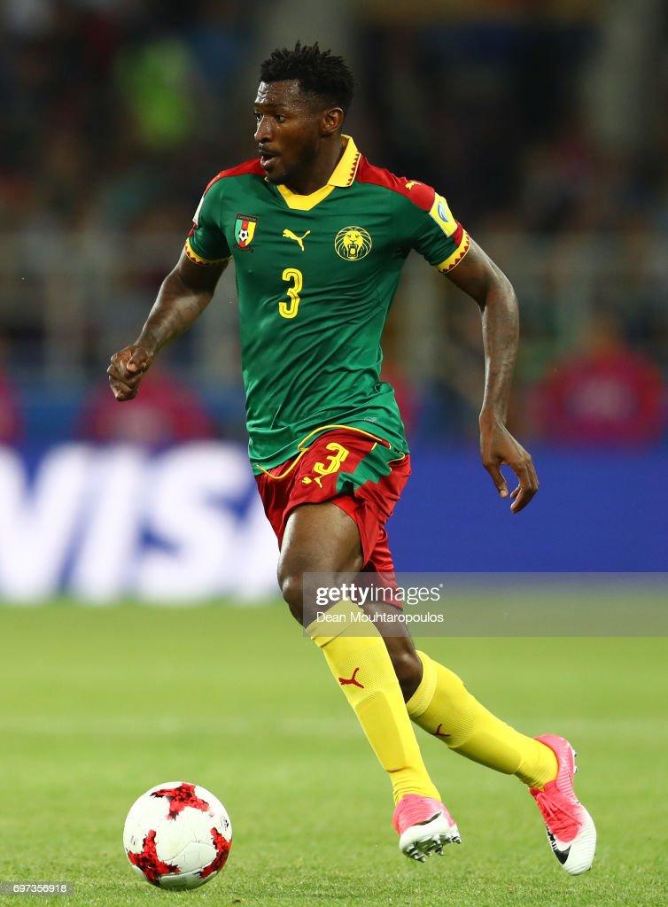 Cameroon v Chile: Group B - FIFA Confederations Cup Russia 2017 : Fotografía de noticias