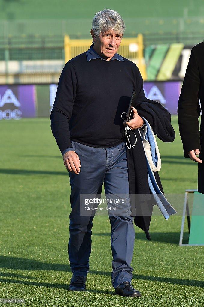 Andrea Abodi President of Lega Serie B prior the Serie B match between US Avellino and Benevento Calcio at Stadio Partenio on December 10, 2016 in Avellino, Italy.