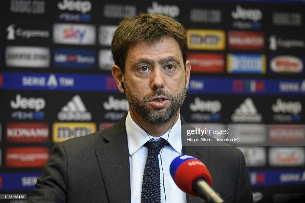 Juventus v SSC Napoli - Serie A : ニュース写真