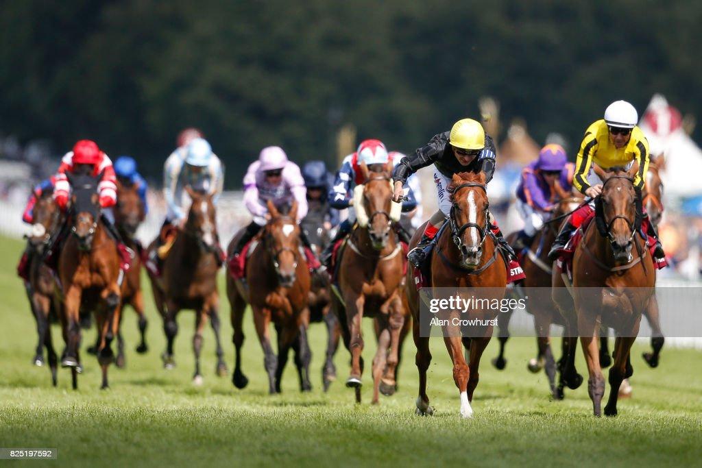 Goodwood Races : News Photo
