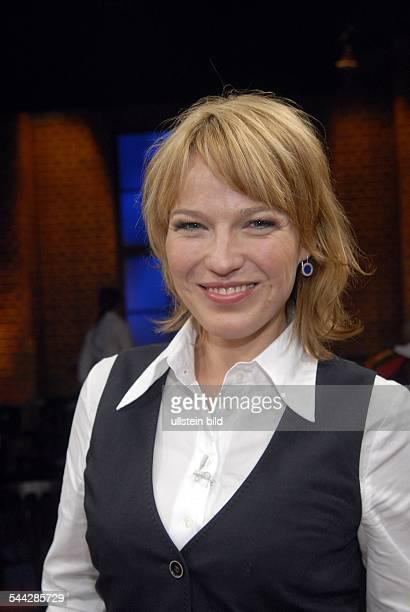 Andrea Ballschuh Moderatorin D