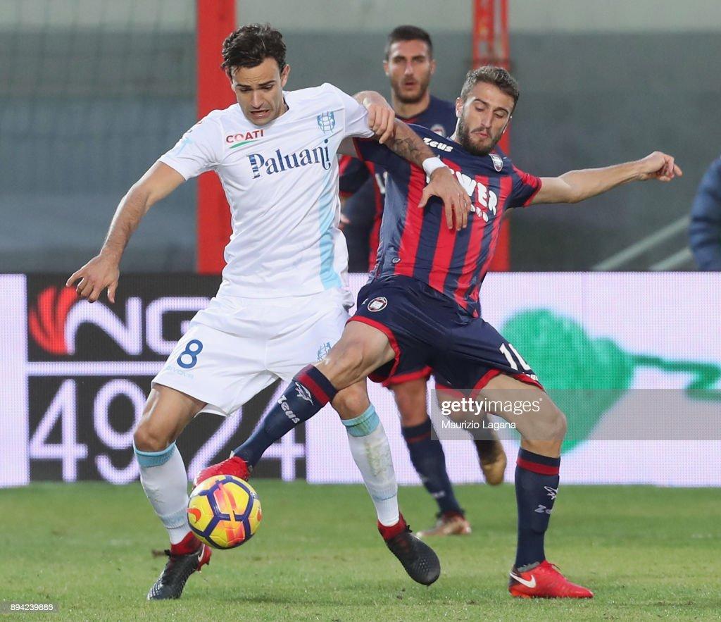 FC Crotone v AC Chievo Verona - Serie A