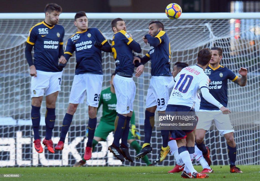 Hellas Verona FC v FC Crotone - Serie A