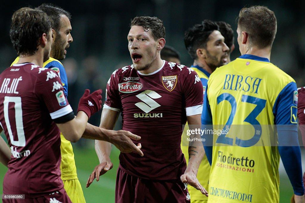 Torino v Chievo Verona - Serie A : News Photo