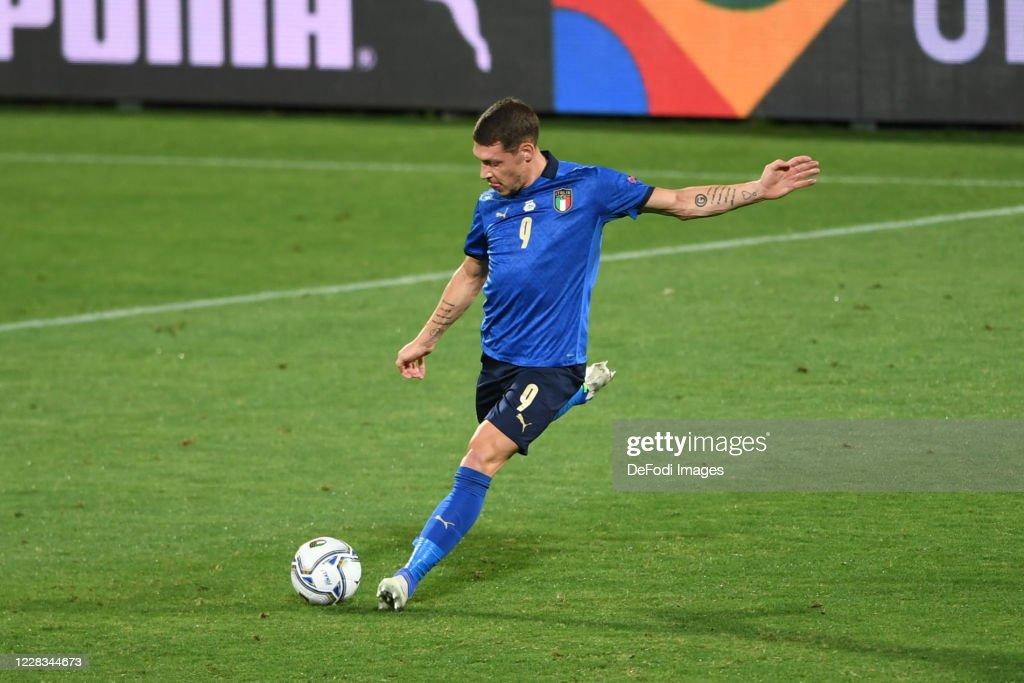 Italy v Bosnia-Herzegovina - UEFA Nations League : News Photo