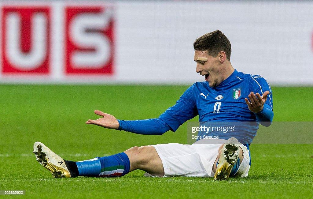 Italy v Germany - International Friendly : News Photo