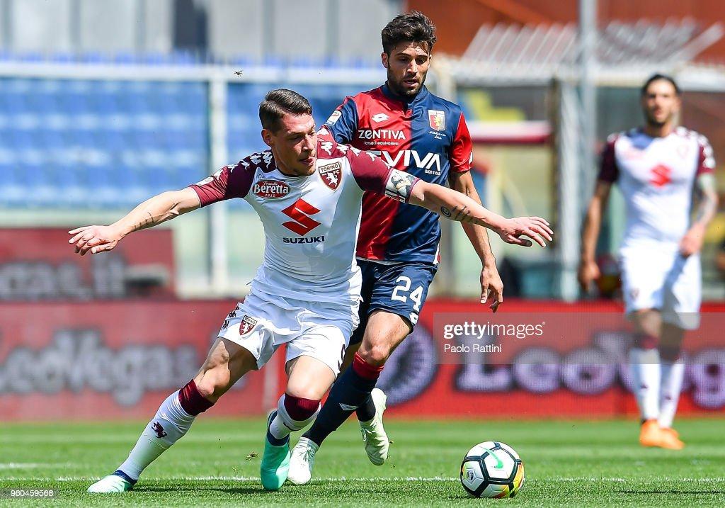Genoa CFC v Torino FC - Serie A