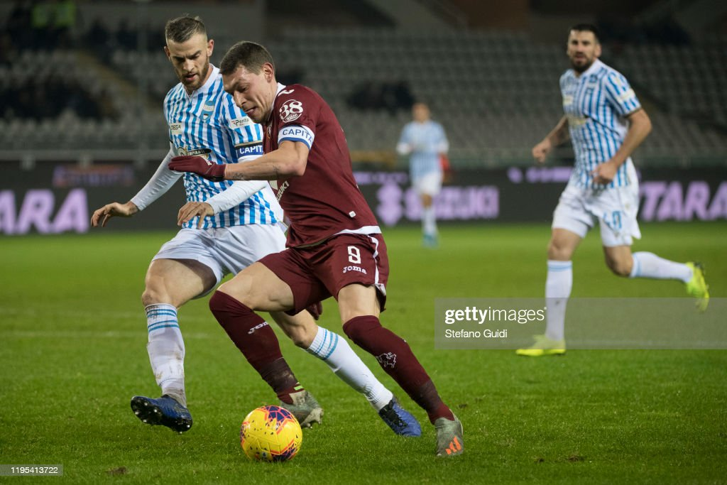 Torino FC v SPAL - Serie A : News Photo