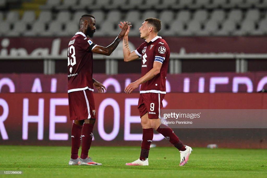 Torino FC v Udinese Calcio - Serie A : ニュース写真