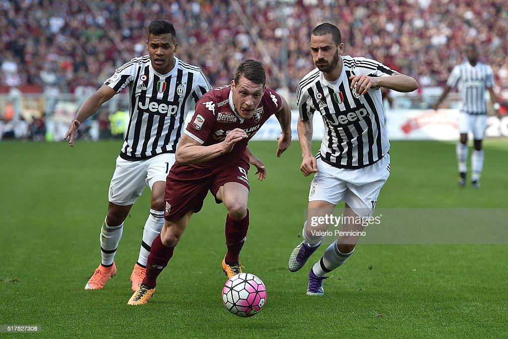 Torino FC v Juventus FC - Serie A