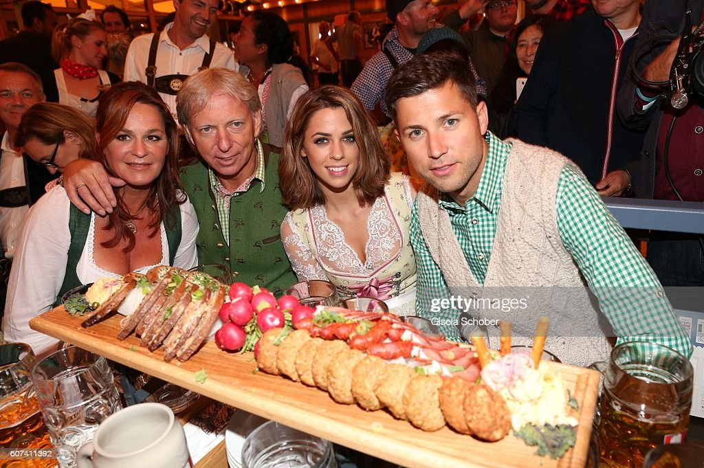 Celebrities At Oktoberfest 2016 - Day 1