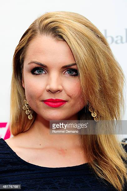 Andrea Boehlke attends the Stage17 Premiere at Walter Reade Theater on March 31 2014 in New York City