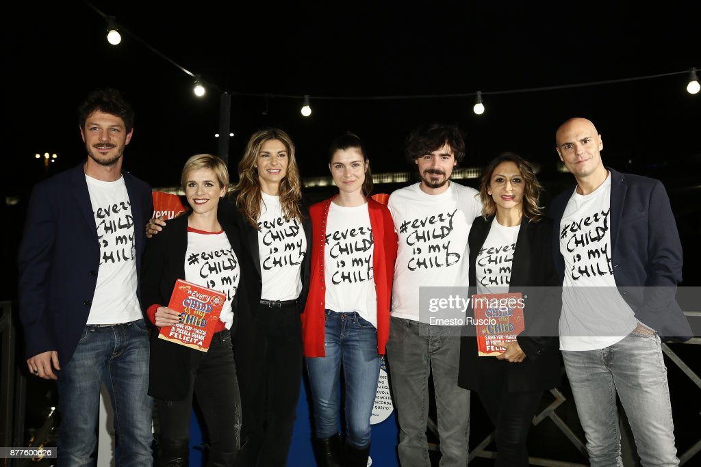 #EVERYCHILDISMYCHILD Book Presentation In Rome