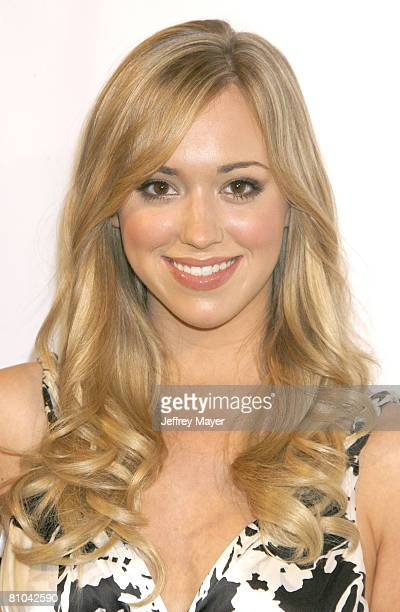 Andrea Bowen arrives at Step Up Women's Network - 2008 Inspiration Awards Luncheon on May 9, 2008 at the Beverly Wilshire Hotel in Beverly Hills,...