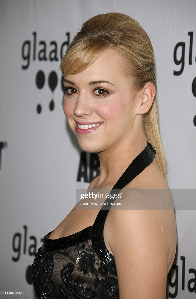 18th Annual GLAAD Media Awards - Los Angeles - Arrivals : News Photo