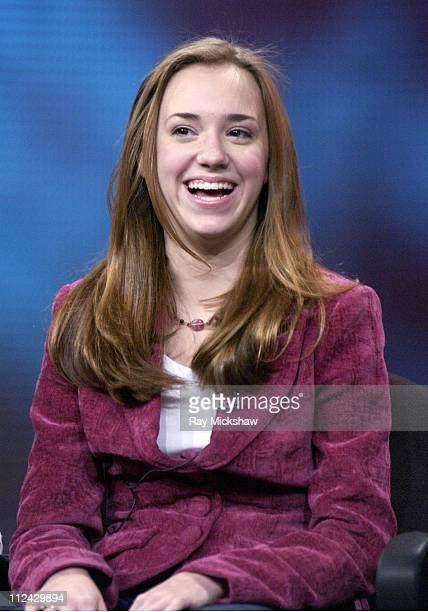 Andrea Bowen during ABC 2005 Winter Press Tour Desperate Housewives at Universal Hilton in Universal City California United States