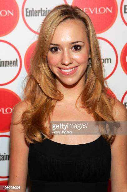 Andrea Bowen during Entertainment Weekly Magazine 4th Annual Pre-Emmy Party - Inside at Republic in Los Angeles, California, United States.