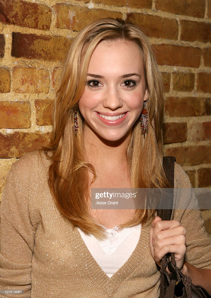 Andrea Bowen during Gran Centenario Tequila Hosts the L.A. Premiere Performance of 'Sweet Charity' - After Party at Cinespace in Hollywood, California, United States.