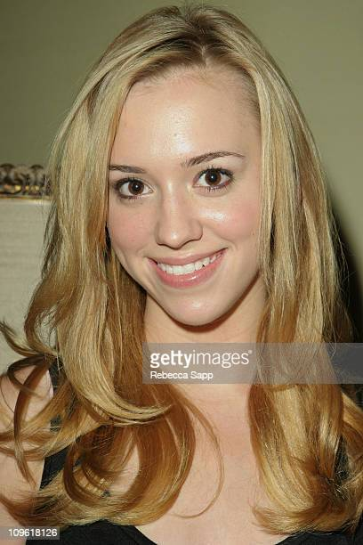 Andrea Bowen during HBO Luxury Lounge Day 1 at Peninsula Hotel in Beverly Hills California United States