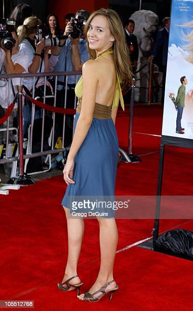 Andrea Bowen during Just Like Heaven Los Angeles Premiere Arrivals at Grauman's Chinese Theatre in Hollywood California United States