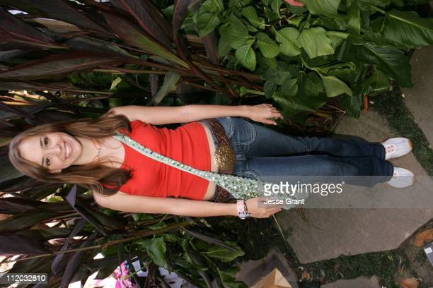 Andrea Bowen during KARI FEINSTEIN PR Presents STYLE LOUNGE Benefiting Project Angel Food Day 2 in Los Angeles California United States
