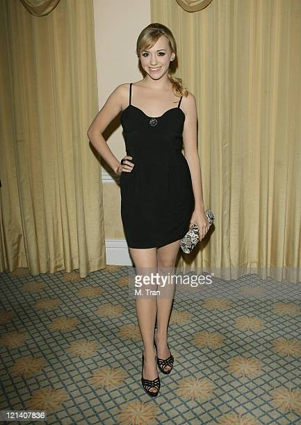 Andrea Bowen during The 11th Annual PRISM Awards Arrivals at The Beverly Hills Hotel in Beverly Hills California United States